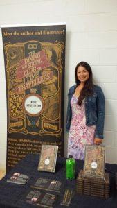 Elyse Kishimoto Author of Divine Intervention